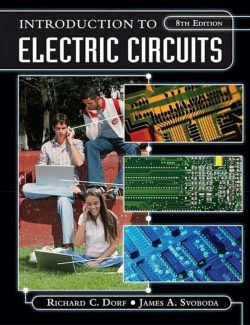 Introduction to Electric Circuits - Richard C. Dorf, James A. Svoboda - 8th Edition 24