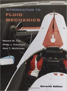 Introduction to Fluid Mechanics – Fox and McDonald's – 7th Edition