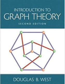 Introduction to Graph Theory – Douglas B. West – 2nd Edition