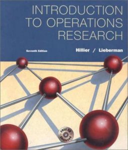 Operations Research - Hillier, Liberman - 7th Edition 22