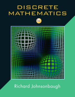 Discrete Mathematics – Johnsonbaugh – 6th Edition