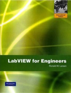 LabVIEW for Engineers - Ronald W. Larsen - 1st Edition 24