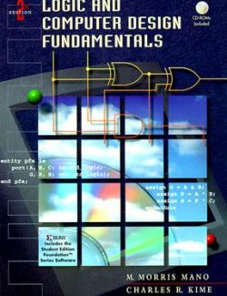 Logic and Computer Design Fundamentals - M. Morris Mano, C. Kime - 2nd Edition 21