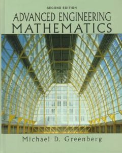 Advanced Engineering Mathematics – Michael D. Greenberg – 2nd Edition
