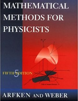 Mathematical Methods for Physicists - Arfken & Weber - 5th Edition 27