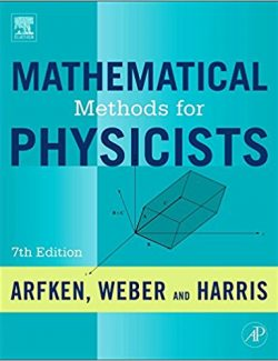 Mathematical Methods for Physicists - Arfken & Weber - 7th Edition 23