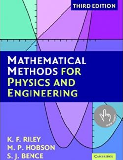 Mathematical Methods for Physics and Engineering – K. Riley, M. Hobson – 3rd Edition