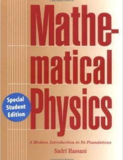 Mathematical Physics – Sadri Hassani – 1st Edition