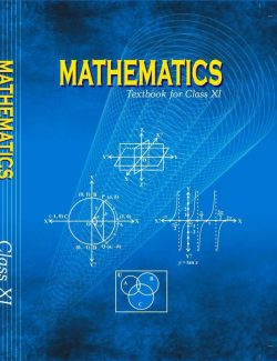 Mathematics, Textbook for Class XI – NCERT – 1st Edition