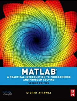 Matlab – Stormy Attaway – 2nd Edition