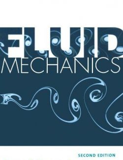 Fluid Mechanics – Pijush K. Kundu, Ira M. Cohen – 2nd Edition