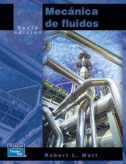 Applied Fluid Mechanics – Robert L. Mott – 6th Edition