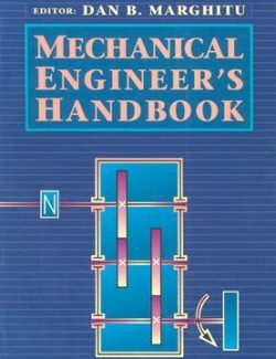 Mechanical Engineer´s Handbook – Dan B. Marghitu – 1st Edition