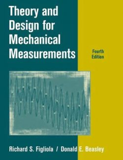 Mechanical Measurements – Figliola, Beasley – 4th Edition