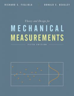 Mechanical Measurements – Figliola, Beasley – 5th Edition