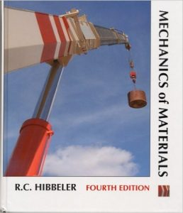 Mechanics of Materials – Russell C. Hibbeler – 4th Edition