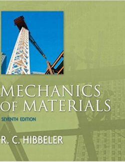 Mechanics of Materials – Russell C. Hibbeler – 7th Edition