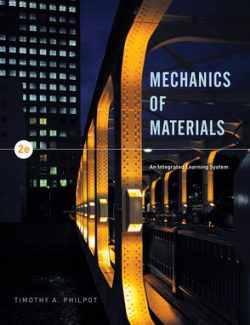 Mechanics of Materials – Timothy A. Philpot – 2nd Edition