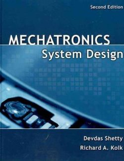 Mechatronics System Design SI – Devdas Shetty, Richard Kolk – 2nd Edition