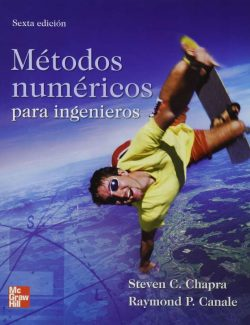Numerical Methods for Engineers – Steven C. Chapra, Raymond P. Canale – 6th Edition