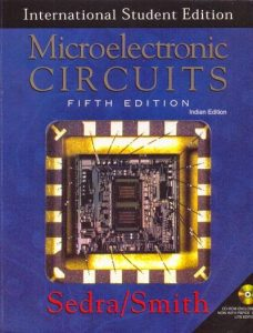 Microelectronic Circuits – Sedra & Smith – 5th Edition