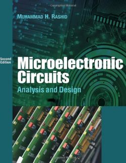 Microelectronic Circuits: Analysis and Design – Muhammad H. Rashid – 2nd edition