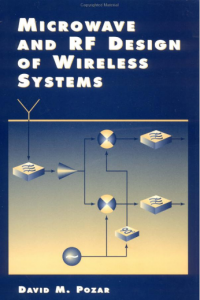 Microwave and RF Design of Wireless Systems - David M. Pozar - 1st Edition 21