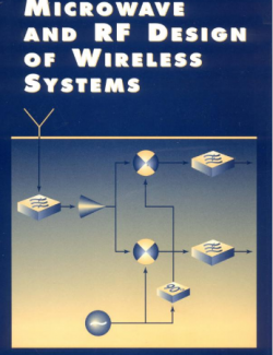 Microwave and RF Design of Wireless Systems - David M. Pozar - 1st Edition 25