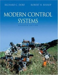 Modern Control Systems – Richard Dorf, Robert Bishop – 11th Edition