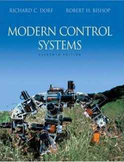 Modern Control Systems - Richard Dorf, Robert Bishop - 11th Edition 23
