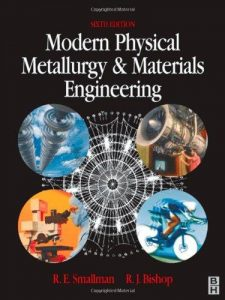 Modern Physical Metallurgy and Materials Engineering – R. Smallman – 6th Edition