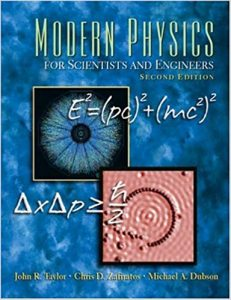 Modern Physics for Scientists and Engineers – John Taylor – 2nd Edition