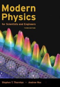 Modern Physics – Stephen T. Thornton, Andrew Rex – 3rd Edition