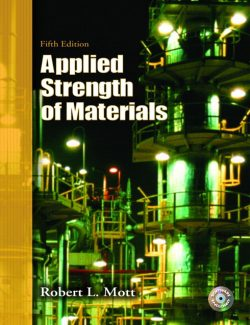 Applied Strenght of Material – Robert L. Mott – 5th Edition