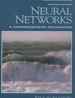 Neural Networks: A Comprehensive Foundation - Simon Haykin - 2nd Edition 26