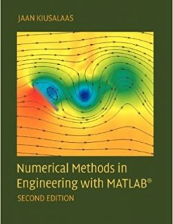 Numerical Methods Engineering with MATLAB – Kiusalaas – 2nd Edition