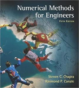 Numerical Methods for Engineers – Steven Chapra – 5th Edition