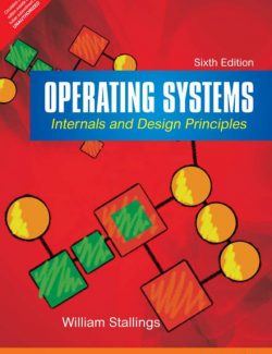 Operating Systems – William Stallings – 6th Edition
