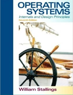 Operating Systems – William Stallings – 7th Edition
