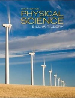 Physical Science - Bill W. Tillery - 9th Edition 21