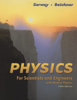 Physics for Scientists and Engineers - Raymond A. Serway - 5th Edition 22