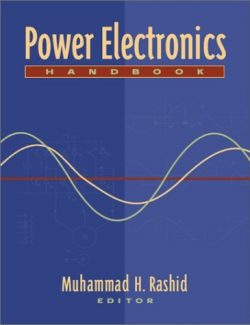 Power Electronics Handbook – Muhammad H. Rashid – 2nd Edition