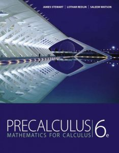Precalculus: Mathematics for Calculus - James Stewart - 6th Edition 23