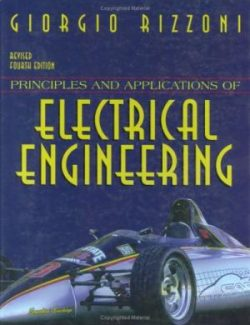 Principles and Applications of Electrical Engineering – Giorgio Rizzoni – 3rd Edition