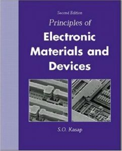 Principles of Electronic Materials and Devices – Safa O. Kasap – 2nd Edition