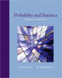Probability And Statistics - M. DeGroot, M. Schervish - 4th Edition 21