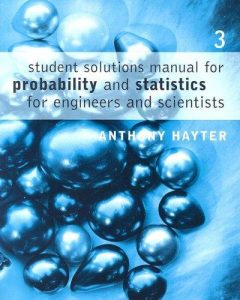 Probability and Statistics for Engineers and Scientists - Anthony Haytr - 3rd Edition 23