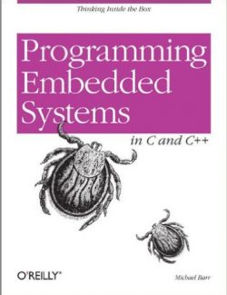 Programming Embedded Systems in C and C++ - Michael Barr - 1st Edition 23