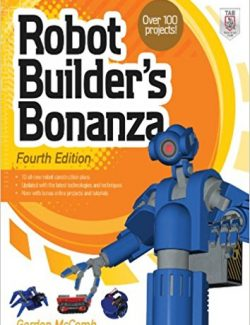 Robot Builders Bonanza – Gordon McCOMB – 4th Edition