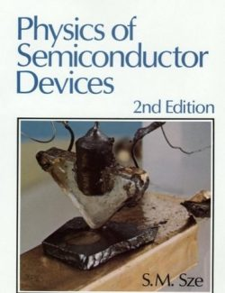 Semiconductor Devices Physics and Technology – Simon M. Sze – 2nd Edition
